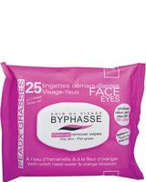 Byphasse - Make-up Remover Wipes Witch Hazel Water & Orange Blossom