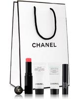 CHANEL - Les Beiges Healthy Glow Lip Balm Set