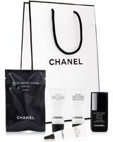 CHANEL - Le Top Coat Velvet Set