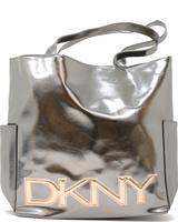 DKNY - Ladies Silver Metallic