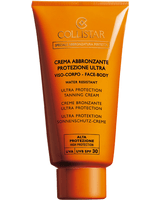 Collistar - Ultra Protection Tanning Cream SPF30