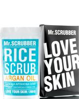 Mr. SCRUBBER - Rice Scrub Argan Oil
