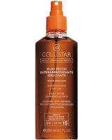 Collistar - Supertanning Dry Oil SPF15
