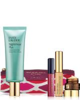 Estee Lauder - NightWear Plus 3-Minute Detox Mask Set