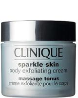 Clinique - Sparkle Skin Body Exfoliating Cream