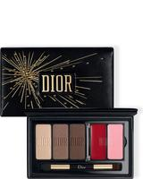 Dior - Sparkling Couture Palette Satin Eyes & Lips Essentials