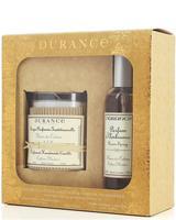 Durance - Coffret Bougie Parfumee