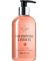 Scottish Fine Soaps - Pink Grapefruit and Argan Oil Hand Wash