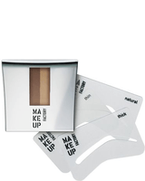 Make up Factory - Eye Brow Powder with Stencils