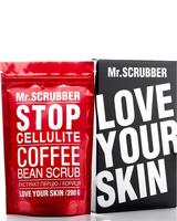 Mr. SCRUBBER - Stop Cellulite Coffee Bean Scrub