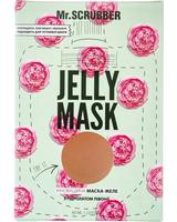 Mr. SCRUBBER - Гелевая маска Jelly Mask с гидролатом пиона