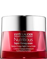 Estee Lauder - Nutritious Super-Pomegranate Radiant Energy Night Creme/Mask