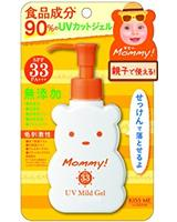 Isehan - Mommy UV Mild Gel SPF33