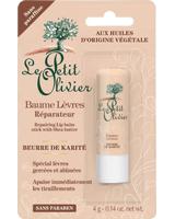 Le Petit Olivier - Baume Levres Reparateur Beurre de Karite