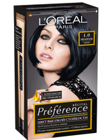 L'Oreal - Recital Preference