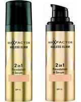 Max Factor - Ageless Elixir 2-В-1