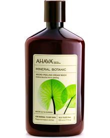 AHAVA - Mineral Botanic Micro-Peeling Cream Wash