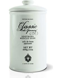 Scottish Fine Soaps - Classic Male Grooming Soothing Muscle Soak