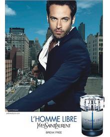 Yves Saint Laurent L'Homme Libre. Фото 1