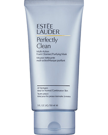 Estee Lauder - Perfectly Clean Multi Action Foam Cleanser/Purifying Mask