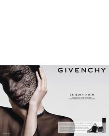 Givenchy Le Soin Noir Lace Face Mask. Фото 4
