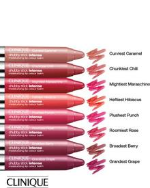 Clinique Chubby Stick Intense Moisturizing Lip Color Balm. Фото 3