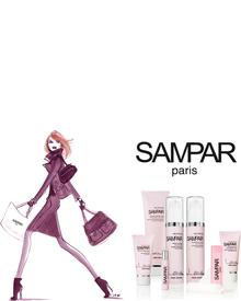 SAMPAR Daily Dose Foaming Cleanser. Фото 2