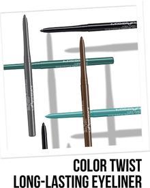 Misslyn Color Twist Long-lasting Eyeliner. Фото 2