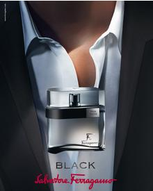 Salvatore Ferragamo F by Ferragamo pour Homme Black. Фото 4