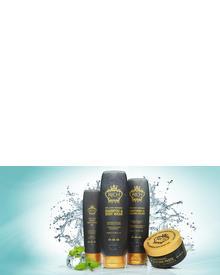 RICH Energising Shampoo & Body Wash. Фото 1