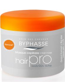 Byphasse - Hair Pro Hair Mask Nutritiv Riche Dry Hair