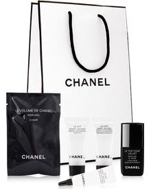 CHANEL - Le Top Coat Velvet Set