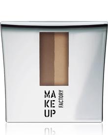 Make up Factory Eye Brow Powder with Stencils. Фото 1