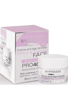 Byphasse - Anti-aging Cream Pro40 Years Pearl And Caviar