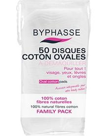 Byphasse - Oval Cotton Pads