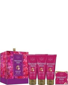 Scottish Fine Soaps - Pomegranate Crush Luxurious Set