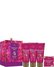 Scottish Fine Soaps - Pomegranate Crush Luxurious Set