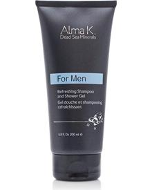 Alma K - For Men Refreshing Shampoo and Shower Gel