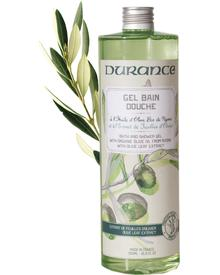 Durance - Bath and Shower Gel Olive Leaf Extract