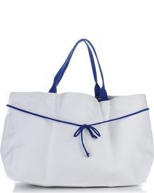 Cacharel - Белая пляжная сумка