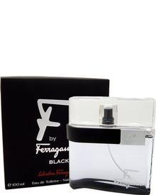 Salvatore Ferragamo F by Ferragamo pour Homme Black. Фото 3