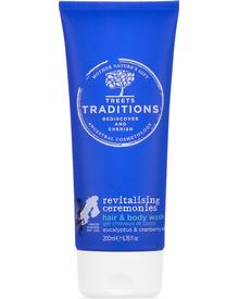 Treets Traditions - Revitalising Ceremonies 2 in 1 Hair & Body Wash