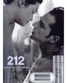 Carolina Herrera 212 For Man. Фото 3