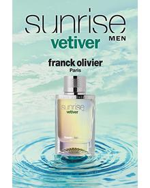 Franck Olivier Sunrise Vetiver. Фото 3
