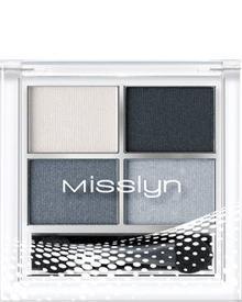 Misslyn - Quattro Eyeshadow