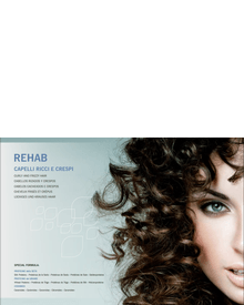 Maxima PURING Rehab Restructuring Curly Mask. Фото 1