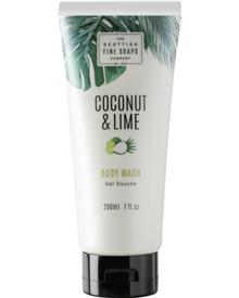 Scottish Fine Soaps - Coconut & Lime Body Wash
