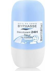 Byphasse - 24h Deodorant Cotton Flower