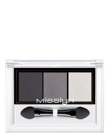 Misslyn - High Shine Trio Eyeshadow