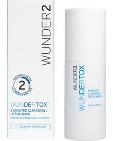 Wunder2 Wundertox Cleansing Detox Mask. Фото 1